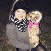 dog walker Cathryn
