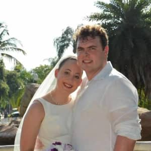 Katie & Derek S.