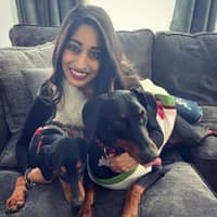dog walker Poonam