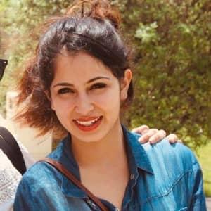 Sanjana S.