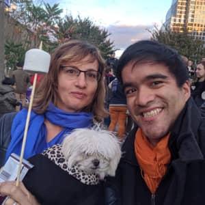 Elena & Cesar A.