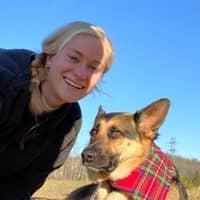 dog walker Sophie