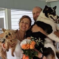 dog walker Lina & Isaiah