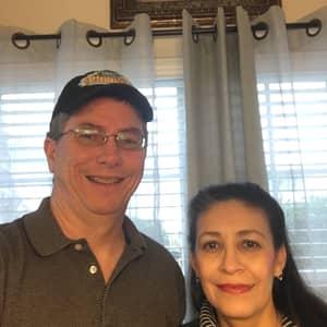 Jeff & Lilia D.