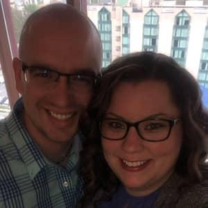 Katie & Derek D.