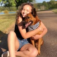 dog walker Catey