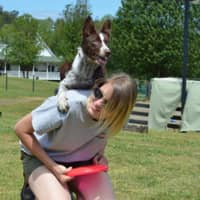 "dog walker Hannah ""Jinxx"""