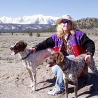 """dog walker Lynn """"Beauty"""""""