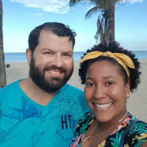 Melanie & Jonathan H.