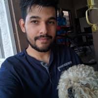 dog walker Cristian