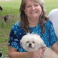 dog walker Linda