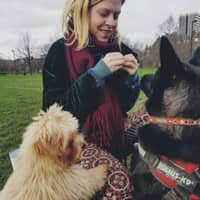 dog walker Lorna