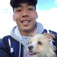 dog walker Lee