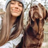 dog walker Katee