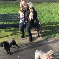 dog walker Laura