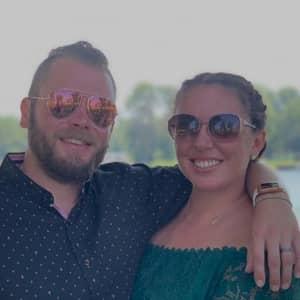 Erika & Nathan G.