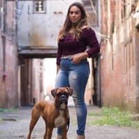 dog walker Brianna