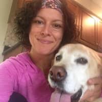 dog walker Gina