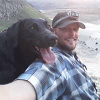 dog walker Greg