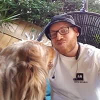 dog walker Philippe