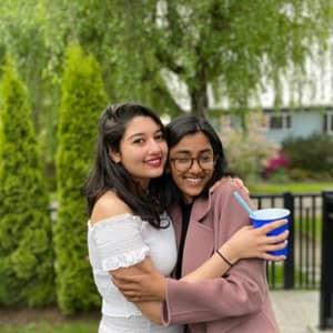 Nayanika & Ariza S.
