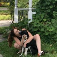 dog walker Anna