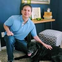 dog walker Peter
