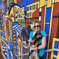 dog walker Katherine