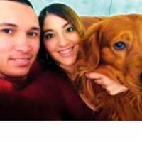 dog walker Leila & Justin