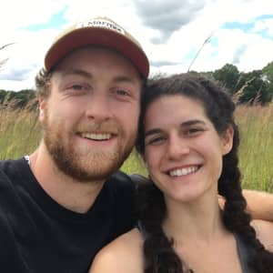 Katie & Evan M.