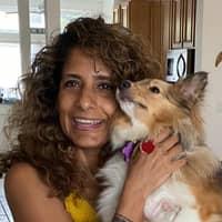 pet sitter Anuradha