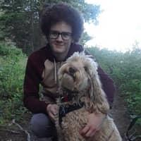 dog walker Nathan