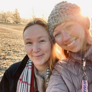 Sarah & Kristin N.