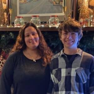 Kristina & Cameron D.