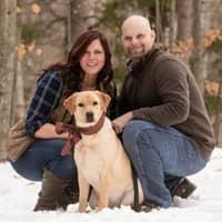dog walker Stephanie & Scott