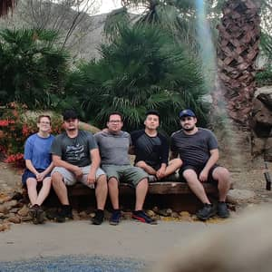 Josh, Jhojan, Ashdon & Cameron A.
