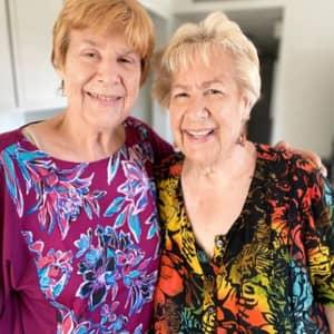 Marsha & Patti G.