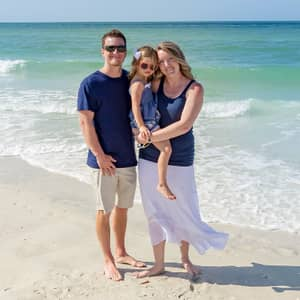 Kristen & Jonathan V.