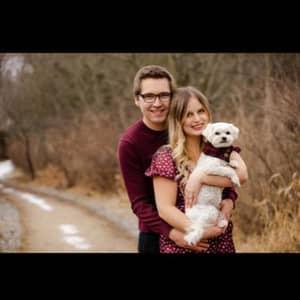Amy & Mitchell H.