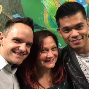 Tom, Noel & Melanie