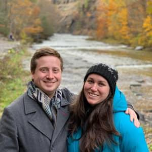 Liz & Owen B.