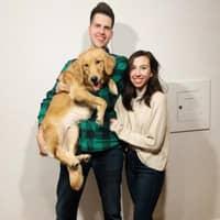 Lauren & Josh's dog boarding