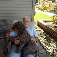 dog walker Martin  A