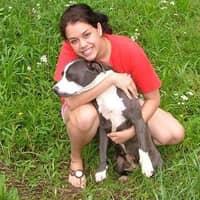 dog walker Madeline & David