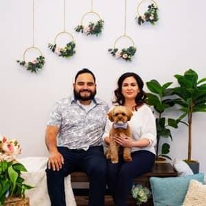 Diana & Ricardo F.