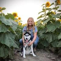 dog walker Katelyn