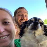 Michael & Olivia's dog boarding