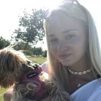 dog walker Lucia