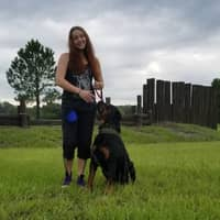 Skylar's dog boarding