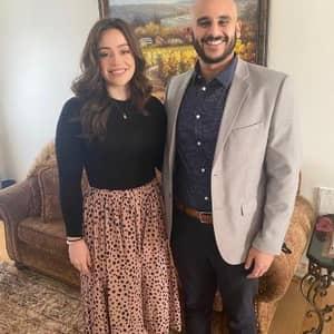Kathryn & Omar G.